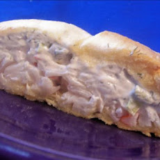 Crabmeat and Cream Cheese Bake