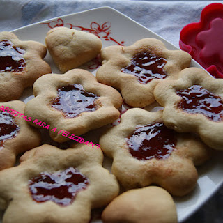 Jelly Biscuits Recipes