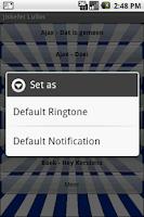 Screenshot of Jiskefet Lullo Soundboard