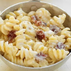 Bacon Swiss Mac and Cheese