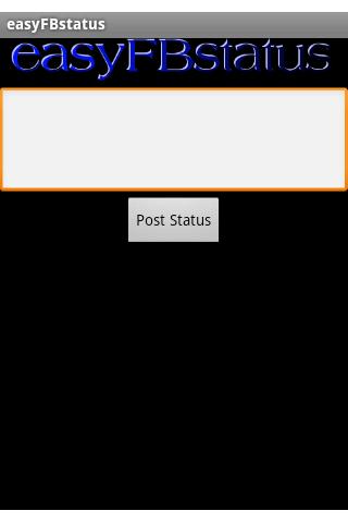 easy facebook status