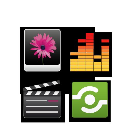 Mediencenter - Telekom Cloud LOGO-APP點子