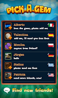 Screenshot of Pick-A-Gem