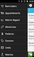 Screenshot of Rx Medicine Reminder