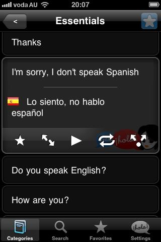 Lingopal西班牙語精簡版