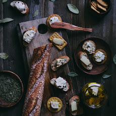 Herb-Marinated Cheeses