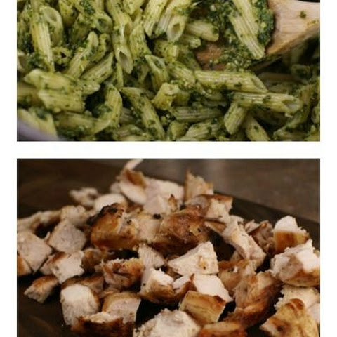 Grilled Chicken With Pesto Pasta Recipes | Yummly