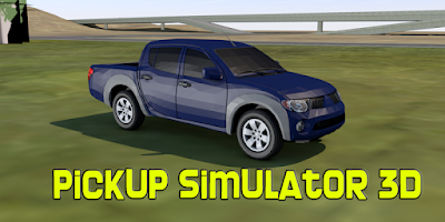 Screenshot of Extreme Pickup Simulator 3D