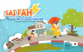 Screenshot of Sai Fah - The Flood Fighter