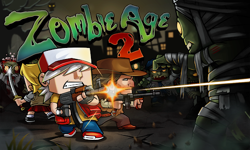 APK Game Zombie Age 2 for BB, BlackBerry