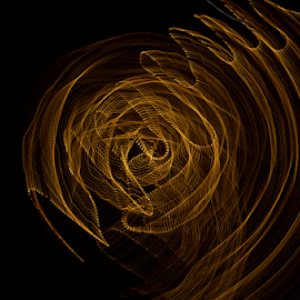 Spinning lights by Arvind Akki - Abstract Light Painting ( lights, abstract, circles )