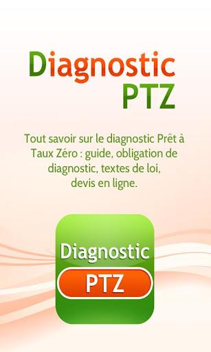 Diagnostic PTZ