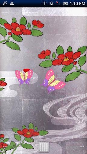 【免費個人化App】Camellia & Butterfly Trial-APP點子