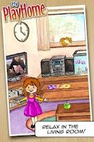 Screenshot of My PlayHome Lite - Doll House