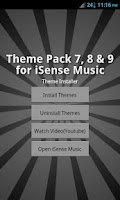Screenshot of Mega Theme Pack 3 iSense Music