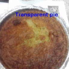 Transparent Pie
