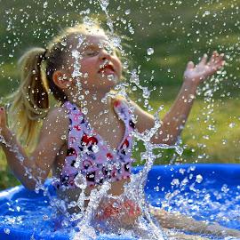 Summer Days by Tracey Leeder - Babies & Children Children Candids