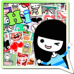 My Chat Sticker APK Image