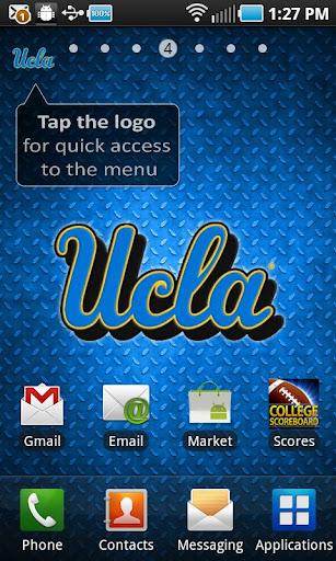UCLA Revolving Wallpaper