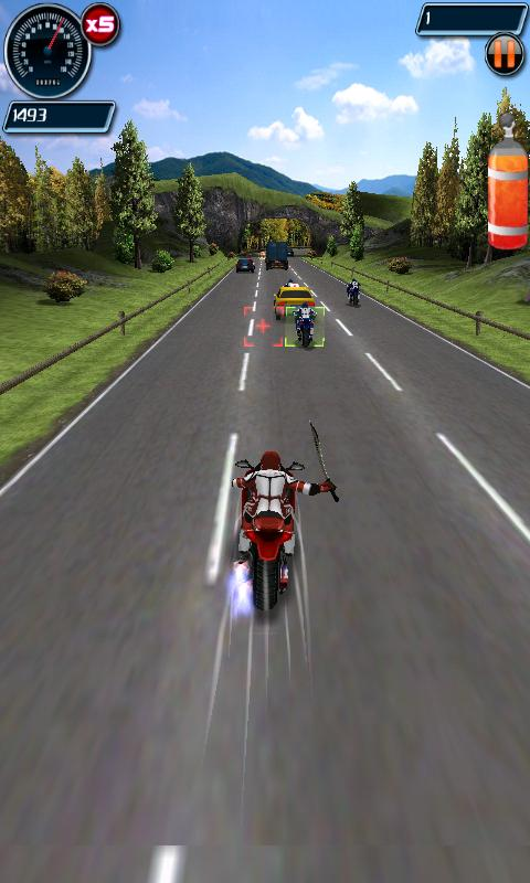 Death Moto Screenshot 3