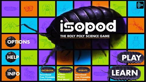 isopod-teacher for android screenshot