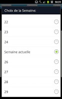 Screenshot of GLPMR Emploi du temps