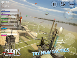 Screenshot of CHAOS Combat Copters