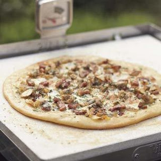 White Pizza with Clams & Pancetta
