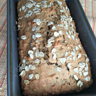 Whole Wheat Oatmeal Banana Bread Recipes