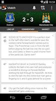 Screenshot of Super Scores - Football Scores
