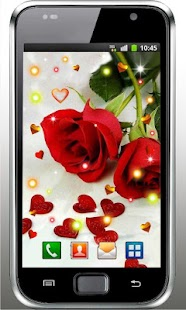 Romantic Story live wallpaper - screenshot