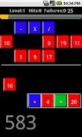 Screenshot of Maths Game (Lite)