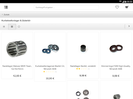 Screenshot of Gearparts24