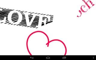 Screenshot of Love Letters Pro