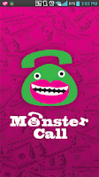 Screenshot of Monster call