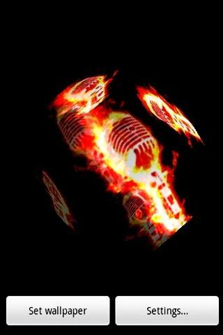 3Dの熱い音楽