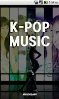 Screenshot of K-POP MUSIC