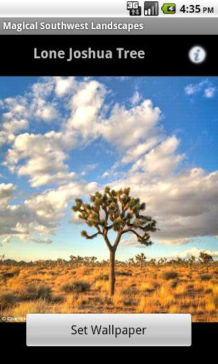 Magical Southwest Landscapes - screenshot