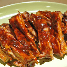Thai-Spiced Baby Back Ribs