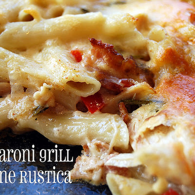 Friday Favorite – Macaroni Grill Penne Rustica