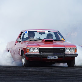 SMoking Tires by Jefferson Welsh - Sports & Fitness Motorsports
