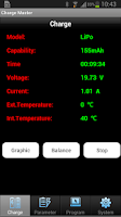 Screenshot of ChargerLink