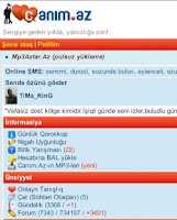Screenshot of canim.az