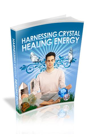 Crystal Healing Energy