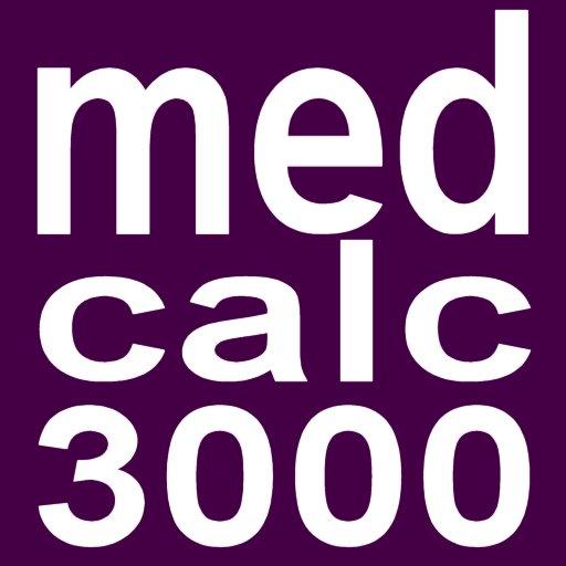 MedCalc 3000 Cardiac 醫療 App LOGO-硬是要APP