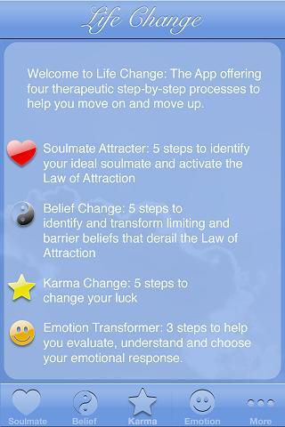 Life Change the App