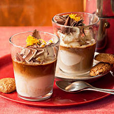 Affogato with Orange