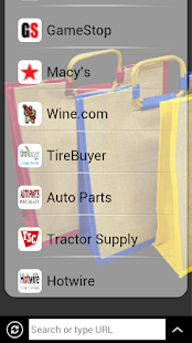 Shopping LNK - screenshot