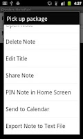 Screenshot of Chmbrs NotePad