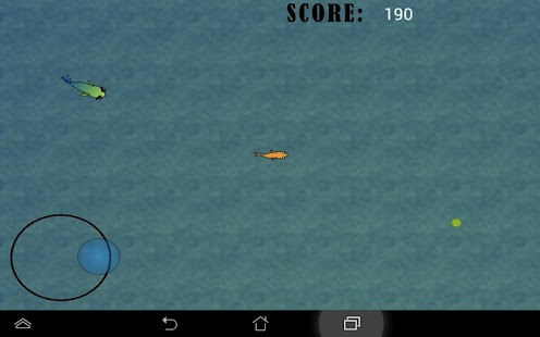 Fish Chase! - screenshot